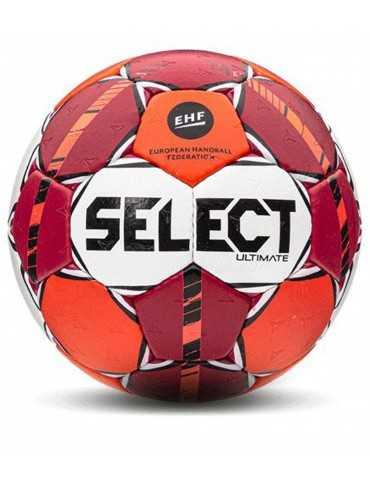 Lot de 3 ballons de Match Ultimate Sélect | Le spécialiste handball espace-handball.com