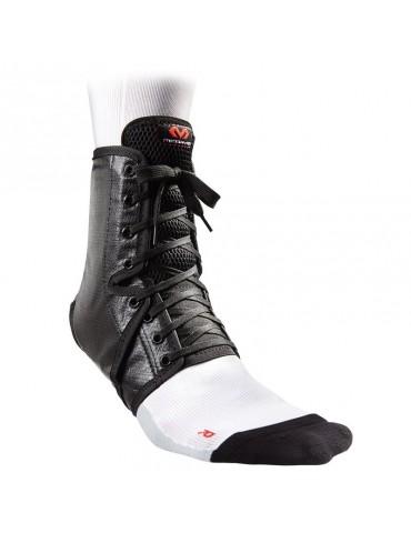 Chevillère Ankle Lacet Cuir A101