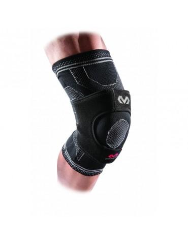 Genouillère Elite Elastic avec Enveloppement et Baleines 5147 | Le spécialiste handball espace-handball.com