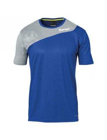 Maillot Core 2.0 bleu roy Kempa | Le spécialiste handball espace-handball.com