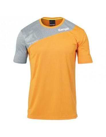 Maillot Core 2.0 orange Kempa | Le spécialiste handball espace-handball.com