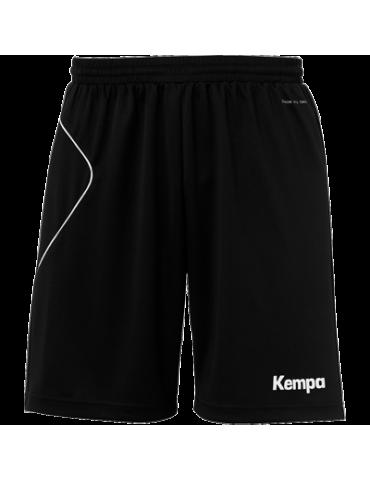 Short Curve noir Kempa | Le spécialiste handball espace-handball.com