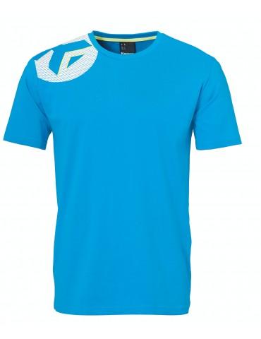 Tee-Shirt Core 2.0 Kempa Bleu Diva