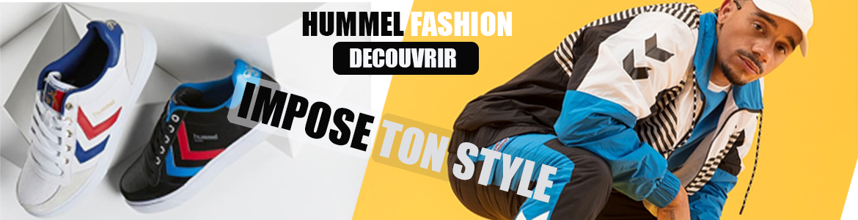 Découvrez notre espace Hummel Fashion. Découvrez tous nos vêtements de sortie Hummel pour Enfants, Homme et Femme
