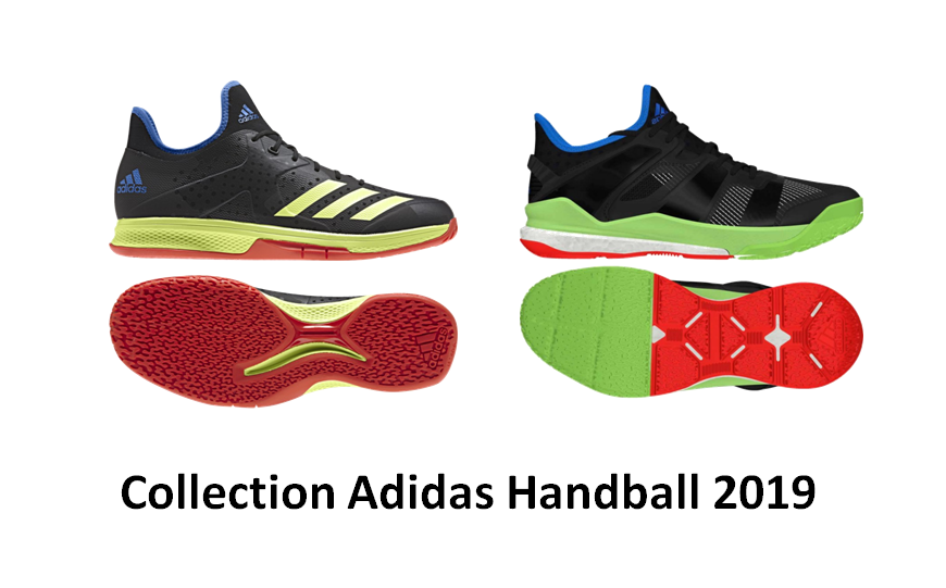 Nouvelle collection Chaussures Handball Adidas 2019