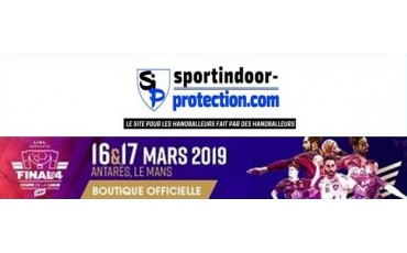 MYFYT13 |sportindoor-protection boutique officielle du Final4 coupe de la ligue