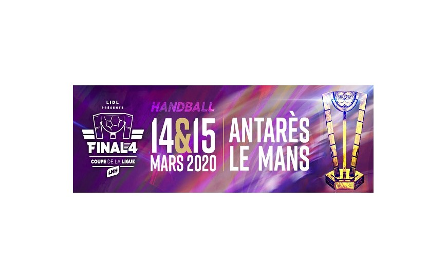 MYFYT13 |www.espace-handball.com boutique officielle du Final4 coupe de la ligue 2020